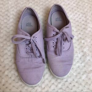 Purple Lavender Lilac WildFable Sneakers Keds dupe